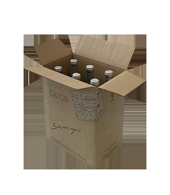 Ciù Ciù Tenimenti-Arbinus-Verdicchio BIO-Vino Bianco-Offida