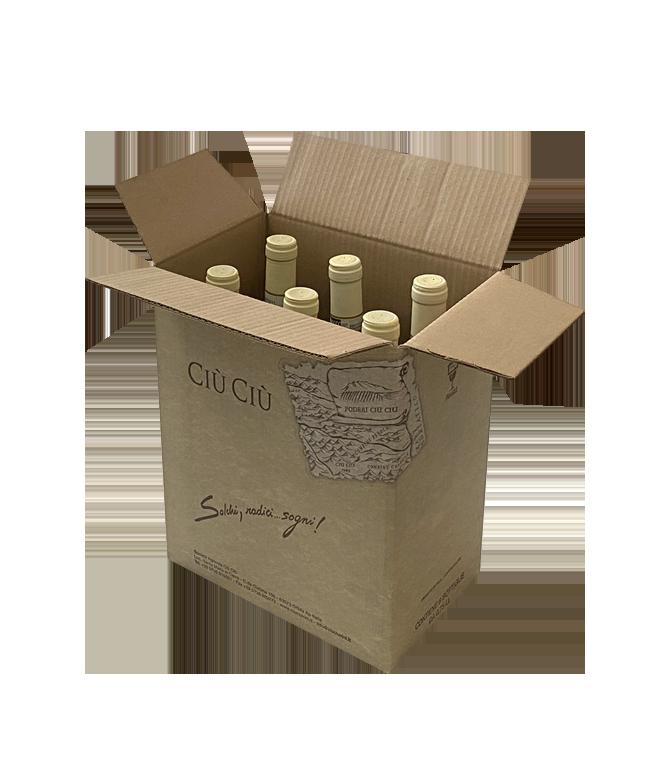 Ciù Ciù Tenimenti-Pecorino DOCG-Vino Bianco BIO-Offida